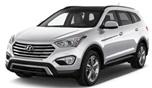 (J) Hyundai Grand Santa Fe - GPS or Similar