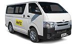 (V) Cargo Van - Toyota HiAce or Similar