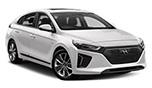 (E2) Hyundai Ioniq or Similar