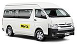 (X) Toyota HiAce or Similar
