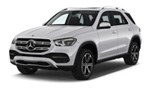 (Y) Mercedes GLE lub podobny
