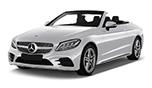 (C6) Mercedes C220 Cabriolet ou similar
