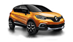(G) Renault Captur Auto eller motsvarande