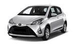 (B) Toyota Yaris eller motsvarande