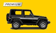 (G3) Jeep Wrangler 4x4 - GPS