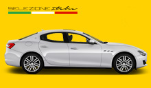 (U2) Maserati Ghibli - GPS