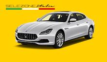 (T2) Maserati Quattroporte - GPS